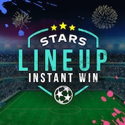 Stars Lineup Instant Win